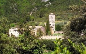 abbazia san pietro in valle esterno